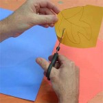 "VIDEO – ""Drawing"" with Scissors"